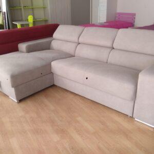 divano chaise longue contenitore panca