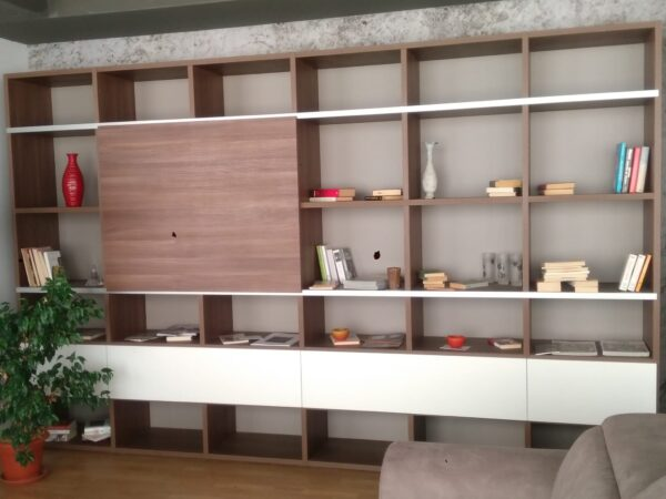 parete libreria kico pi